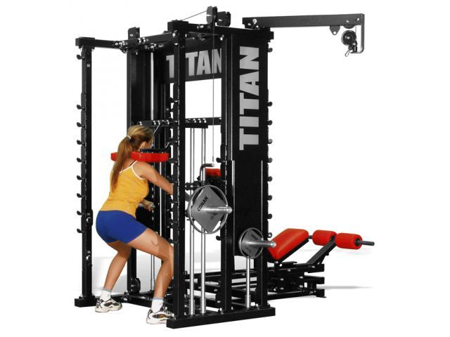Cable press downs